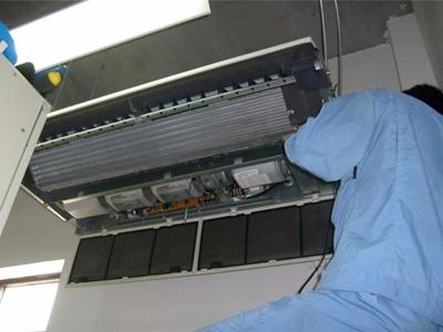 科益空调维修