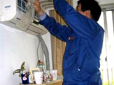 廊坊空调上门维修