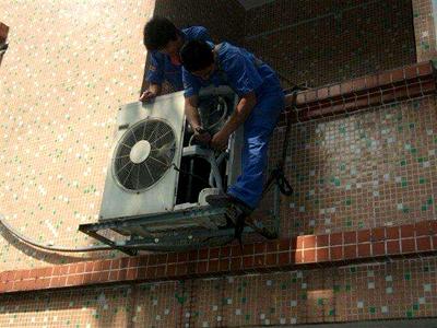 市区统建楼外机修理